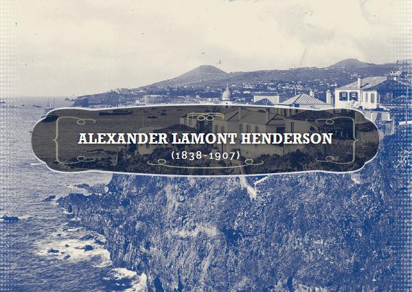Dossiê Alexander Lamont Henderson