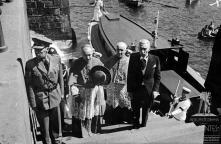 Desembarque de D. Manuel Gonçalves Cerejeira no cais do Funchal, Freguesia da Sé, Concelho do Funchal