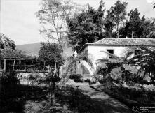 Jardim e edifício da Quinta da Achada, Freguesia de São Pedro, Concelho do Funchal