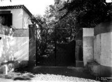 Portão de entrada da Quinta da Achada, Freguesia de São Pedro, Concelho do Funchal