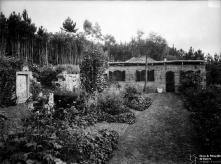 Jardim e edifício da Quinta da Choupana, Freguesia de Santa Maria Maior, Concelho do Funchal