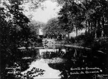 Lago, jardim e edifício da Quinta das Almas, Freguesia da Camacha, Concelho de Santa Cruz