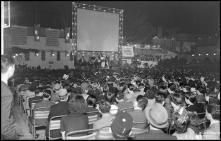 Espetáculo musical no Cine Parque, Freguesia da Sé, Concelho do Funchal