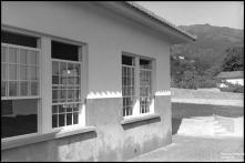 Vista parcial da escola do Laranjal, Freguesia de Santo António, Concelho do Funchal