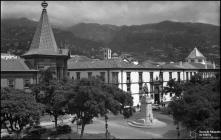 Avenida Arriaga, Freguesia da Sé, Concelho do Funchal