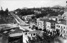 Avenida e praça do Infante, Freguesia de São Pedro (atual Freguesia da Sé), Concelho do Funchal