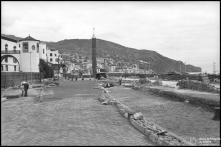 Calcetamento da avenida do Mar (atual avenida do Mar e das Comunidades Madeirenses), Freguesia da Sé, Concelho do Funchal