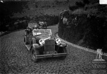 General Italo Balbo na estrada para o Poiso, Freguesia do Monte, Concelho do Funchal