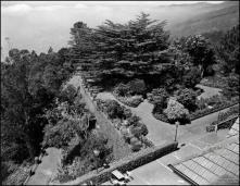 """Jardim do Chalet """"Restaurant-Esplanade"""" (atual Quinta do Terreiro da Luta), Freguesia do Monte, Concelho do Funchal"""