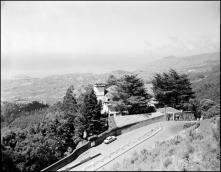 """Chalet """"Restaurant-Esplanade"""" (atual Quinta do Terreiro da Luta), Freguesia do Monte, Concelho do Funchal"""