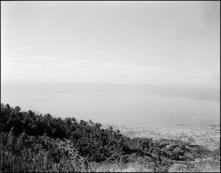 Vista panorâmica do Funchal, a partir do Terreiro da Luta, Freguesia do Monte, Concelho do Funchal