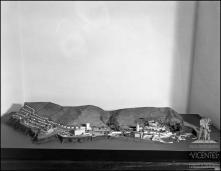 Maqueta do sítio dos Reis Magos, Freguesia do Caniço, Concelho de Santa Cruz
