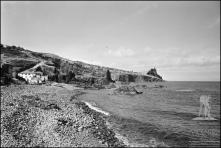 Paisagem costeira do sítio dos Reis Magos, Freguesia do Caniço, Concelho de Santa Cruz