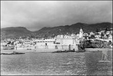 Forte de Santiago, visto do mar, Freguesia de Santa Maria Maior, Concelho do Funchal