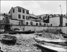 Forte de Santiago, visto da praia, Freguesia de Santa Maria Maior, Concelho do Funchal