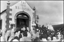 Missa na capela de Nossa Senhora de Fátima, no Pico do Galo, Freguesia e Concelho de Câmara de Lobos