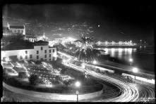 Iluminação da cidade do Funchal na passagem de ano de 1959 para 1960, Freguesia da Sé, Concelho do Funchal