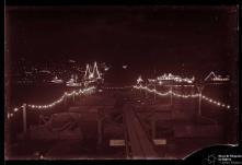 Iluminação de Natal e Fim de Ano no porto do Funchal, Freguesia de São Pedro (atual Freguesia da Sé), Concelho do Funchal