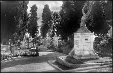 Cemitério das Angústias, Freguesia de São Pedro (atual Freguesia da Sé), Concelho do Funchal