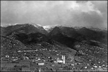 Panorâmica da Freguesia de Santo António, Concelho do Funchal