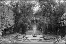 Jardim da Quinta do Serrado das Ameixieiras ou Quinta Acciaiuolli, Freguesia do Santo da Serra, Concelho de Santa Cruz