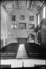 Nave da igreja do convento de Santa Clara, Freguesia de São Pedro, Concelho do Funchal