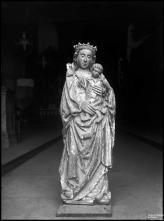 Escultura de Nossa Senhora da Apresentação