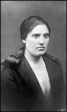Retrato de uma mulher (busto)