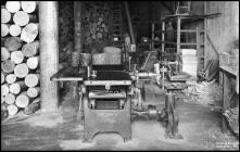 Serragem da Fábrica Burnay, Concelho de Santa Cruz