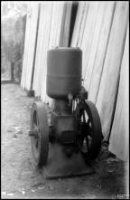 Máquina, na serragem do Pita, Freguesia de São Pedro, Concelho do Funchal