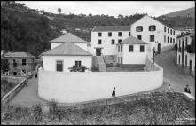 Cadeia do Funchal, na rua Arcebispo D. Aires, Freguesia de Santa Luzia (atual Freguesia do Imaculado Coração de Maria), Concelho do Funchal