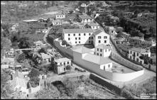 Cadeia do Funchal, na rua Arcebispo Dom Aires, Freguesia de Santa Luzia (atual Freguesia do Imaculado Coração de Maria), Concelho do Funchal
