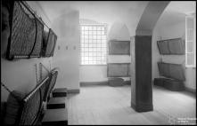 Camaratas da cadeia do Funchal, na rua Arcebispo D. Aires, Freguesia de Santa Luzia (atual Freguesia do Imaculado Coração de Maria), Concelho do Funchal