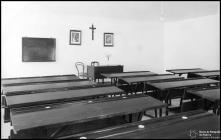 Escola da cadeia do Funchal, na rua Arcebispo D. Aires, Freguesia de Santa Luzia (atual Freguesia do Imaculado Coração de Maria), Concelho do Funchal
