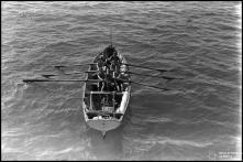 Canoa, em local não identificado, na ilha da Madeira