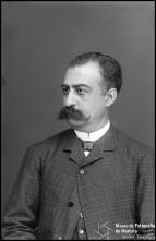 Retrato de Porfírio de Oliveira (meio corpo)