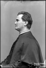Retrato do padre João Santa Cruz (busto)