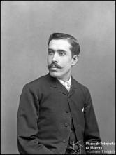 Retrato de Alfredo Guilherme Rodrigues (meio corpo)